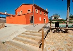 Casa Roja - El Masover