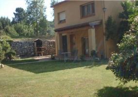 Casa Rural Masía