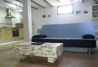 Apartamento El Enebro - Biel, Zaragoza