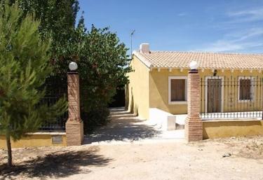 Cortijo Villa Rosa. La Parra - Caravaca De La Cruz, Murcia