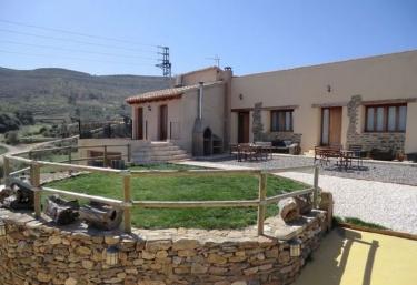 Apartamento rural Torregrosa - Morella, Castellon