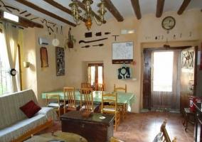 Casa rural El Sosiego