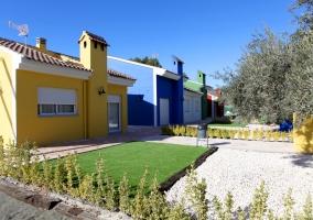 Casa Amarilla de Tahona - Moratalla, Murcia