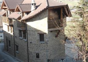 o Calle - El Pajar - Senegue, Huesca