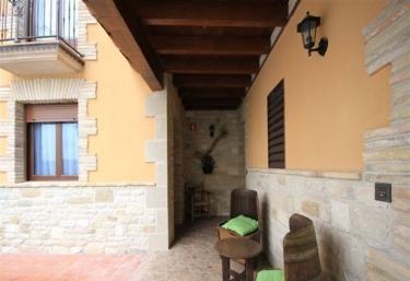 Apartamento B - Abarzuza, Navarre