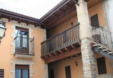 Apartamento E - Abarzuza, Navarre