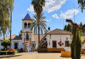 Hacienda la Torre- Casa Rural de la Piscina - Posadas, Cordoba