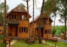 Casas de Madera de Prades - Prades, Tarragona