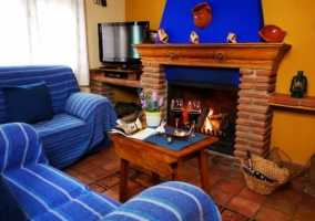 Casa La Alacena - Apartamentos La Suerte - Hinojares, Jaen