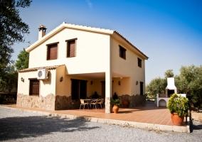 Casa Guazalamanco - Pozo Alcon, Jaen