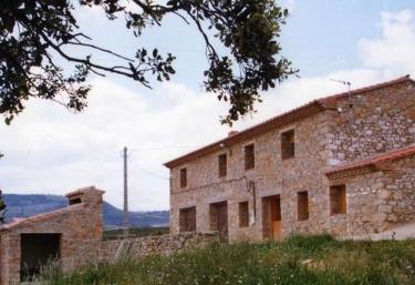 Masía Torre Amador - Culla, Castellon
