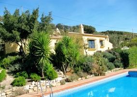 Casa Rural Las Chozas - Ruta del Sol - Antequera, Malaga
