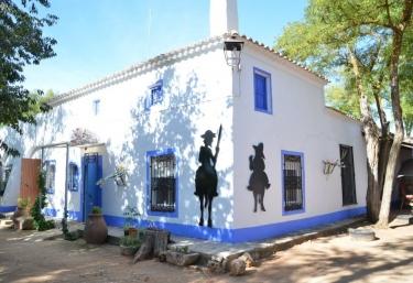 El Paraiso de Don Quijote - Casa Azul - El Toboso, Toledo