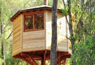 Cabaña Molleric- Cabanes Dosrius - Dosrius, Barcelona