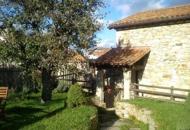 La Casa de Masar- La Quinta del Chocolatero - Navatejares, Avila