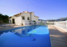 Villa La Foca - Orba, Alicante