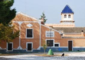 Casa Principal - Cortijo de Rojas - Moratalla, Murcia