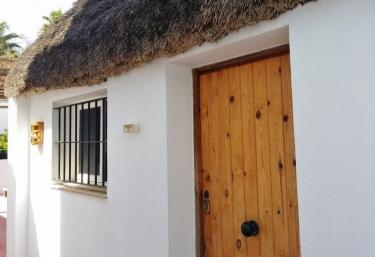 Bungalow con patio - Mandala Bungalows - Los Caños De Meca, Cadiz