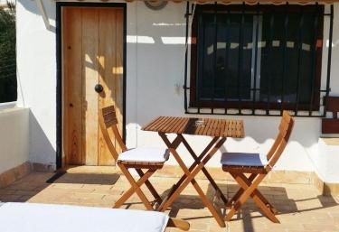 Bungalow Suite con vistas mar - Mandala Bungalows - Los Caños De Meca, Cadiz