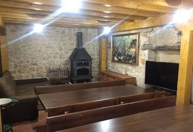 Casa Los Pilones - Ros, Burgos