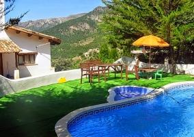 Casa Rural Genaro - Los Ahijaderos de Tus - Yeste, Albacete