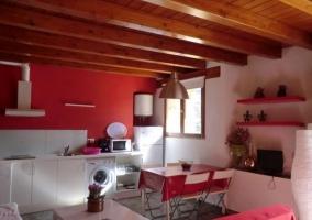 Apartamento Rojo- Rural Morella