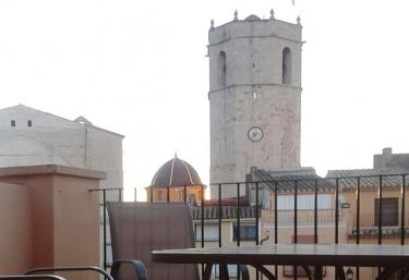 o La Plaza del Ángel - Sant Mateu, Castellon