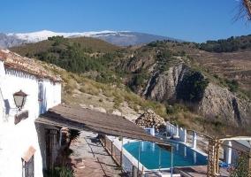 o Zoraida- Cortijo del Norte - Conchar, Granada
