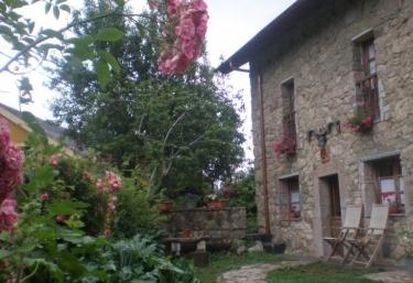 Casa Azul- Casa Engracita - Valle De Lago, Asturias