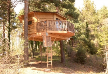 Cabañas en los Árboles Cataluña - Sant Hilari Sacalm, Girona