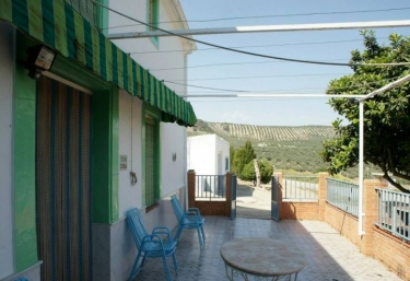 Casa rural Galleguillo - Iznajar, Cordoba