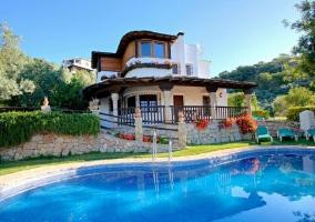 Villa el Lagar