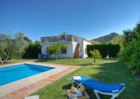 Villa la Solana - El Chorro, Malaga