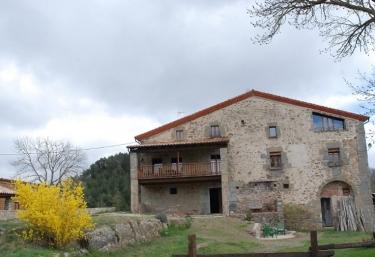 La Plana de Sovelles - Ripoll, Girona