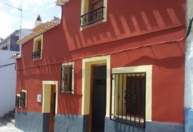 Las casas del Paseo - Cehegin, Murcia