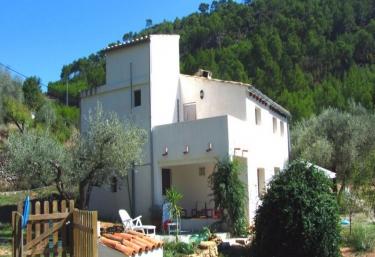 Casa rural Mas de Cabrers - Lucena Del Cid, Castellon