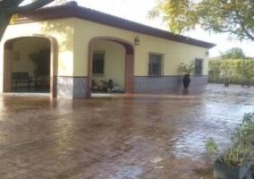 Casa rural Villa Sol - Lora Del Rio, Seville