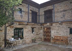 La casa de Rosa - Filiel, Leon