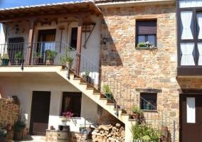 Casa El Magüeto - Combarros, Leon