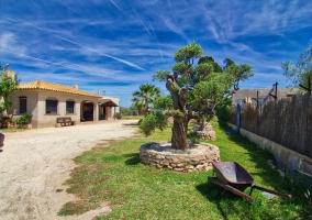Masía rural Can Ribes - Deltebre, Tarragona