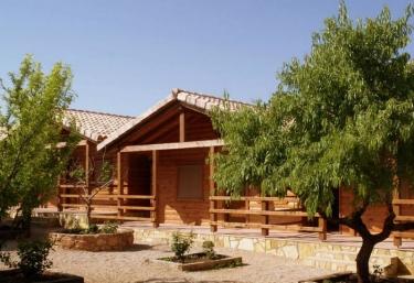 Cabañas de Madera Los Molinos- Redondilla - Ossa De Montiel, Albacete