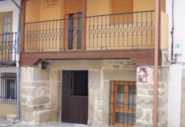 La Casita del Barrio - Gil-García, Avila