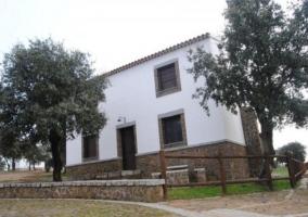 Alojamientos Parque de San Martín - Añora, Cordoba