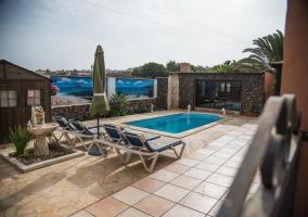 Villa Maravilla - Villaverde, Fuerteventura