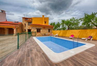 Casa rural Priace- Mas de Mas - Los Rosildos, Castellon