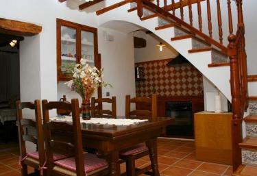 Casa La Vileta - Albocásser, Castellon