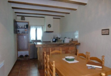 Cases dels Gasulla - Chiva De Morella, Castellon
