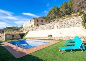 Villa Mas Godell
