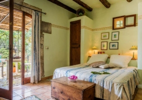Finca Can Duvai- Pastell Apartment