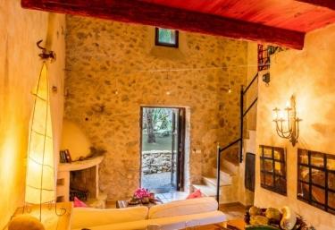 Finca Can Duvai- Rosenhaus - Son Servera, Mallorca